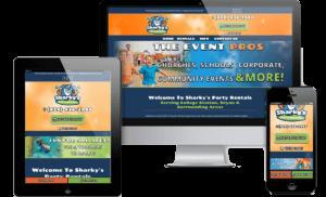 rental company website